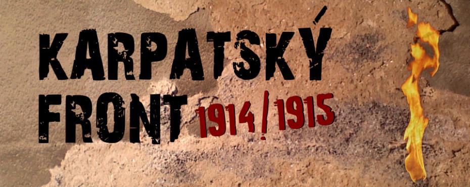 KARPATSKÝ FRONT 1914/1915