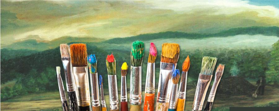 Znalezione obrazy dla zapytania malarstwo