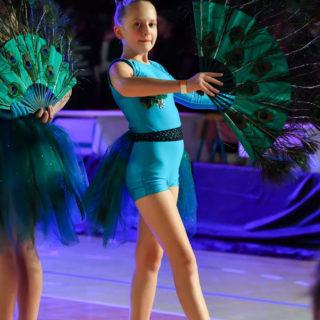 Występ zespołu tanecznego Trik wOgólnopolskim Turnieju Tańca Wir Festiwal wNowym Sączu