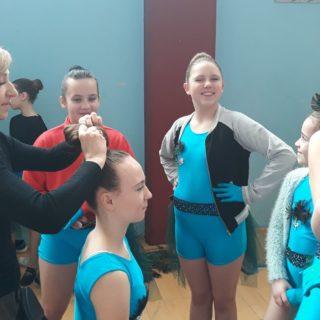 przygotowania dowystępu - Zespół taneczny Trik