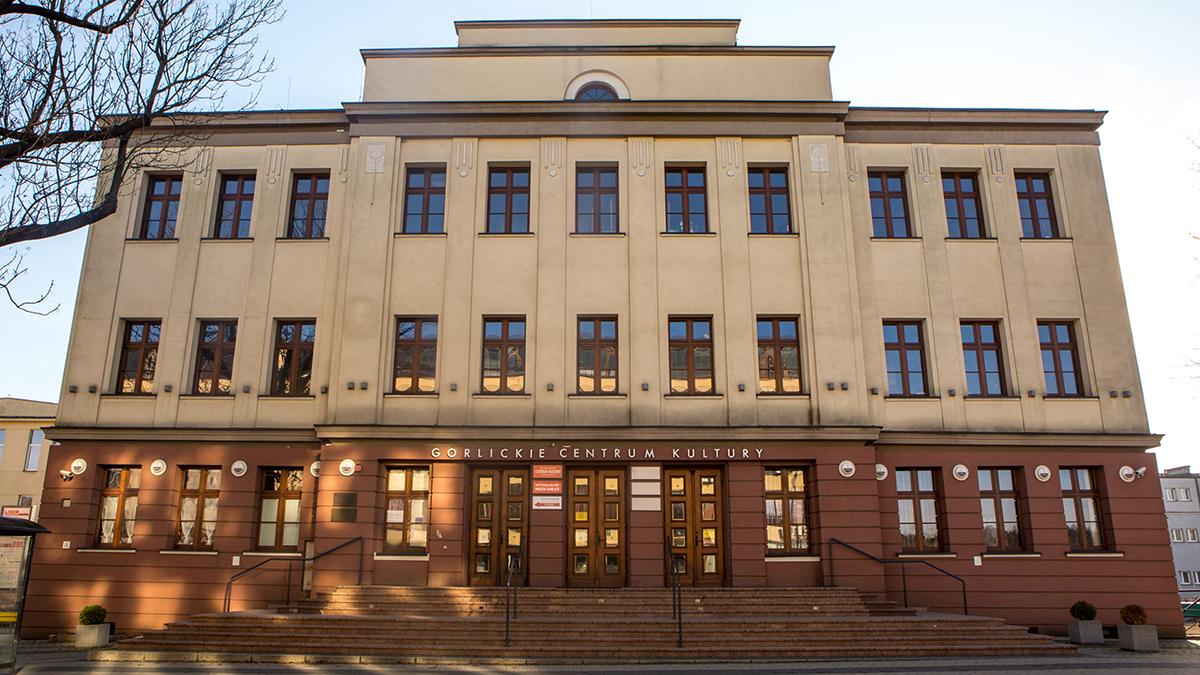 Budynek Gorlickiego Centrum Kultury