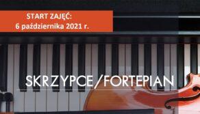 Zaproszenie do udziału w indywidualnych zajęciach gry na skrzypcach, fortepianie